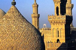 Фото: вид восточной мечети